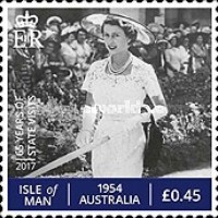 [The 65th Anniversary of the Accession of HM The Queen, type CGL]