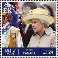 [The 65th Anniversary of the Accession of HM The Queen, type CGP]