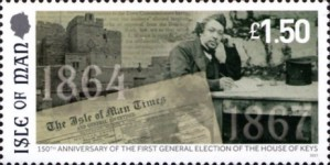 [The 150th Anniversary of the First Open House of Keys Election, type CGU]
