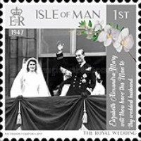 [The 70th Anniversary of the Wedding of Queen Elizabeth II and Prince Philip, type CID]
