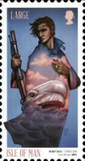 [The 200th Anniversary of the Birth of Herman Melville, 1819-1891, Typ CPS]