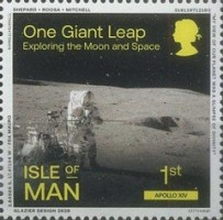 [Space - One Giant Leap, type CRP]