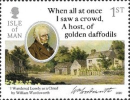 [The 250th Anniversary of the Birth of William Wordsworth, 1770-1850, type CSG]
