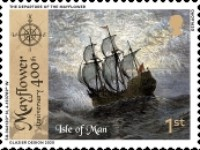 [The 400th Anniversary of the Mayflower, type CSM]