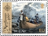 [The 400th Anniversary of the Mayflower, type CSN]