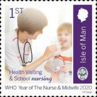 [International Year of the Nurse and the Midwife, type CTB]