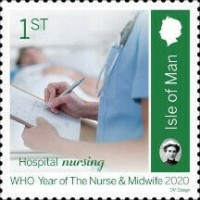[International Year of the Nurse and the Midwife, type CTC]