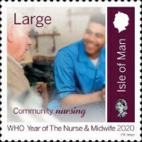 [International Year of the Nurse and the Midwife, type CTF]