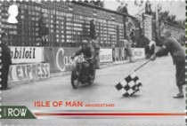 [The 100th Anniversary of the 37¾ Miles of Isle of Man TT Course, type CUW]