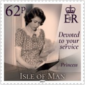 [Devoted to Your Service - The 95th Anniversary of the Birth of Queen Elizabeth II, type CVU]