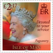 [Devoted to Your Service - The 95th Anniversary of the Birth of Queen Elizabeth II, type CVY]
