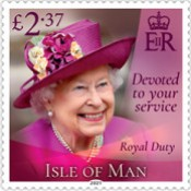 [Devoted to Your Service - The 95th Anniversary of the Birth of Queen Elizabeth II, type CVZ]