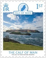 [The Calf of Man - The 70th Anniversary of the Manx National Trust, type CWB]