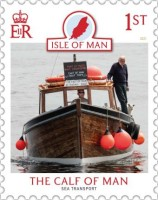 [The Calf of Man - The 70th Anniversary of the Manx National Trust, type CWC]