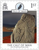 [The Calf of Man - The 70th Anniversary of the Manx National Trust, type CWD]