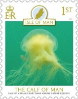 [The Calf of Man - The 70th Anniversary of the Manx National Trust, type CWF]