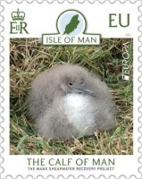 [The Calf of Man - The 70th Anniversary of the Manx National Trust, type CWG]