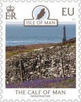 [The Calf of Man - The 70th Anniversary of the Manx National Trust, type CWH]