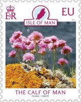 [The Calf of Man - The 70th Anniversary of the Manx National Trust, type CWI]
