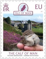 [The Calf of Man - The 70th Anniversary of the Manx National Trust, type CWK]