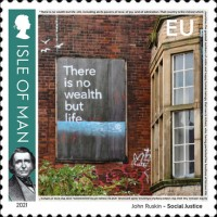 [John Ruskin - There is No Wealth but Life, type CWM]