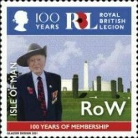[The 100th Anniversary of the Royal British Legion, type CXS]