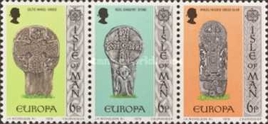 [EUROPA Stamps - Monuments, type DD]
