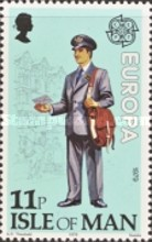 [EUROPA Stamps - Post & Telecommunications, type DY]