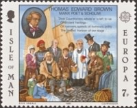 [EUROPA Stamps - Famous People, type ET]