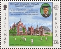 [EUROPA Stamps - Famous People, type EU]