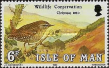 [Wildlife Conservation - Chritsmas 1980, type FH]