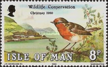 [Wildlife Conservation - Chritsmas 1980, type FI]