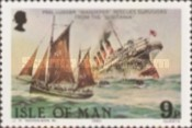 [Ships - The 100th Anniversary of the Old Fishing Fleet, type FM]
