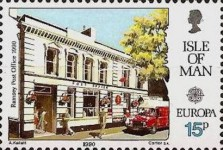[EUROPA Stamps - Post Offices, type OY]