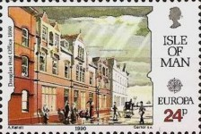 [EUROPA Stamps - Post Offices, type PA]