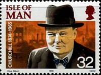 [Churchill, 1874-1965, type PJ]