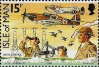 [The 50th Anniversary of the Battle of Britain, type PM]