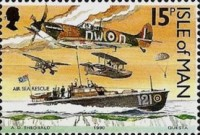 [The 50th Anniversary of the Battle of Britain, type PN]