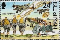 [The 50th Anniversary of the Battle of Britain, type PP]