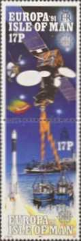 [EUROPA Stamps - European Aerospace, type QJ]