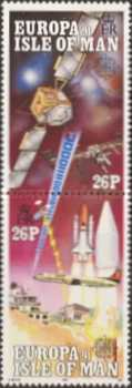 [EUROPA Stamps - European Aerospace, type QL]