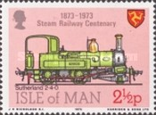 [The 100th Anniversary of Steam Railway, type R]