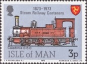 [The 100th Anniversary of Steam Railway, type S]
