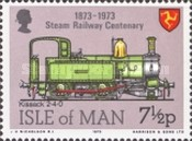 [The 100th Anniversary of Steam Railway, type T]