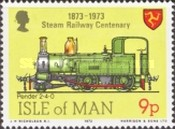 [The 100th Anniversary of Steam Railway, type U]