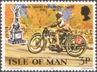 [Manx Grand Prix - Golden Jubilee, 1923-1973, type V]