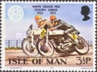 [Manx Grand Prix - Golden Jubilee, 1923-1973, type W]