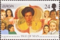 [EUROPA Stamps - Famous Women, type YI]