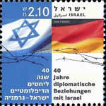 [The 40th Anniversary of Diplomatic Relations with Germany, Typ BOX]