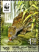 [WWF - Endangered Species, Leopard, Typ BZR]